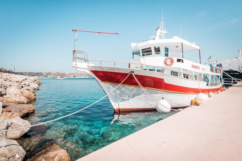 Nisyros Fähren Abfahrtszeiten Anbieter Kardamena Kefalos