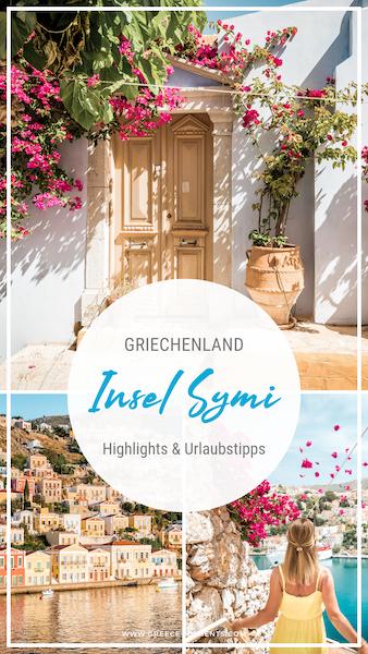 Symi Griechenland Urlaub Tipps Highlights