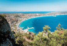 Insel Kos Schönste Strände Türkisblaues Meer