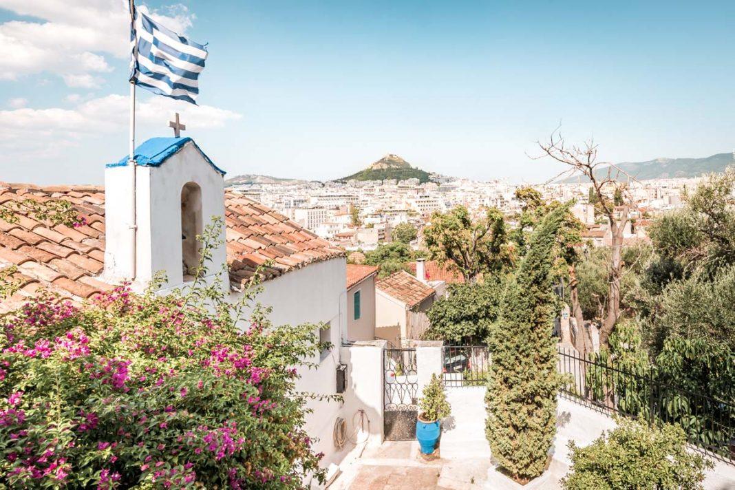 Athen Highlights Sehenswürdigkeiten Urlaub Citytrip