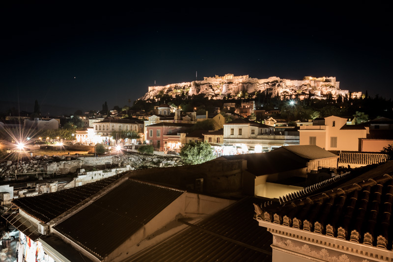Athen Reisetipps Restaurant Empfehlung Innenstadt