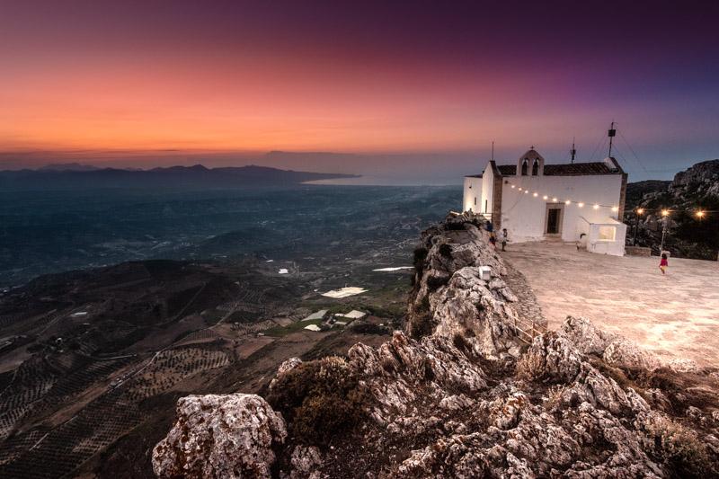 Kreta Sehenswürdigkeiten Berg Giouchtas Archanes