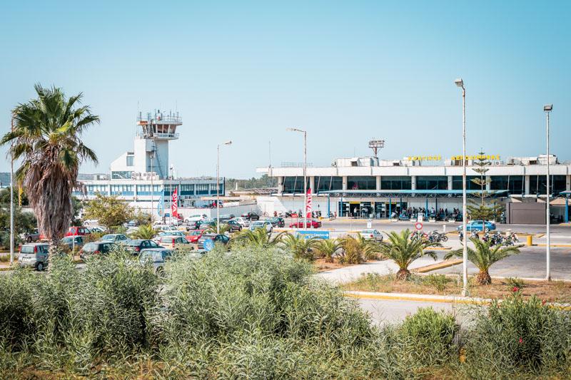 Anreise Griechenland Inseln Flughafen Kos