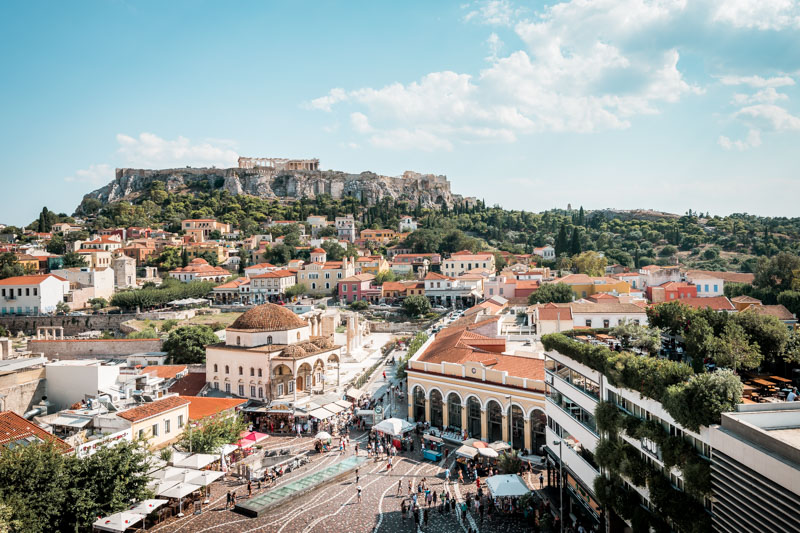 Unsere Highlights in Athen