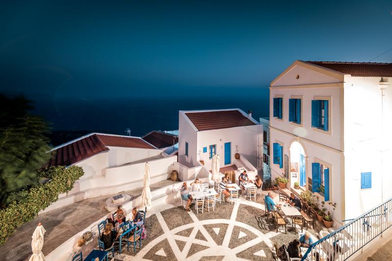 Griechenland Insel Nisyros porta de nikia