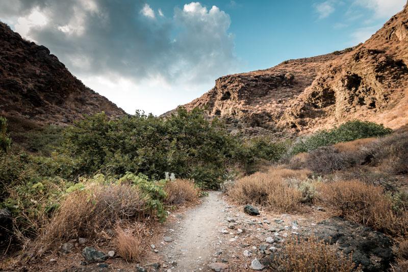 Richtis Schlucht Gorge Kreta Wandern