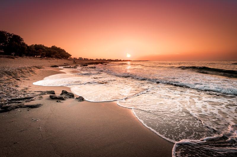 Stavros Chania Kreta Urlaub