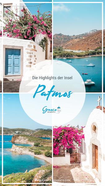 Patmos Griechenland Urlaub Tipps Highlights