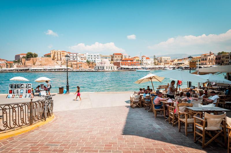 Chania Kreta Urlaub Tipps