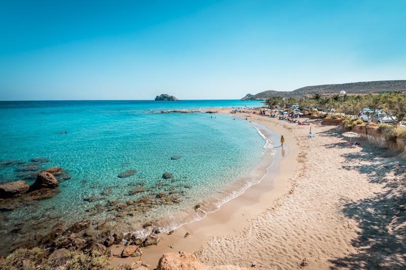 Insel Kreta Flüchtlinge
