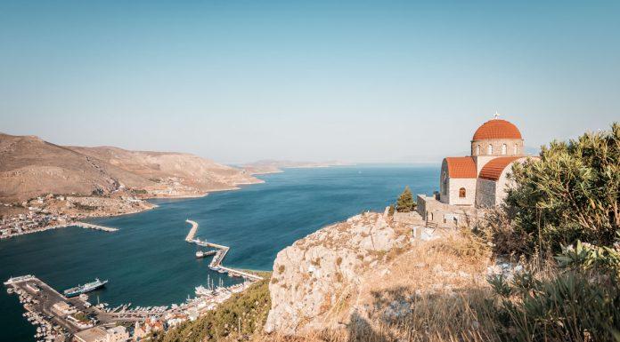 kalymnos island agios savvas pothia