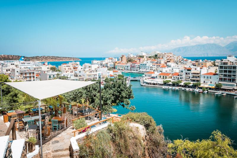 Voulismeni See Agios Nikolaos