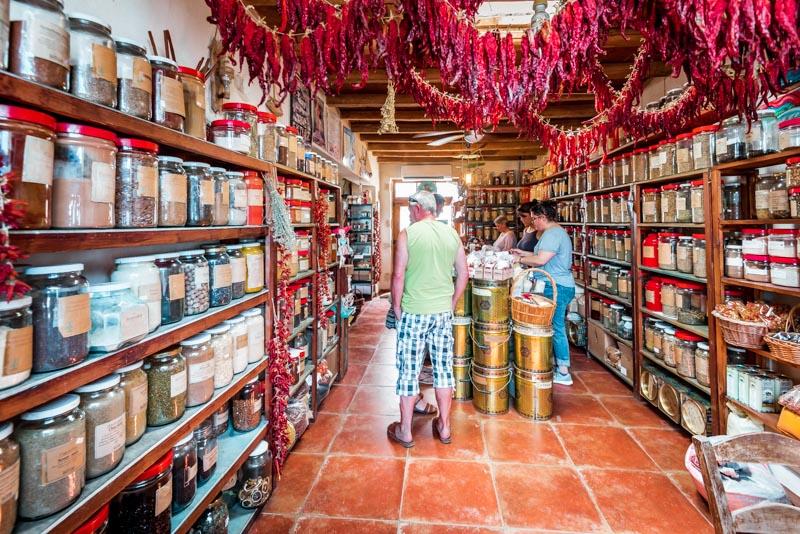 Botano Kreta Kräuter Geschäft