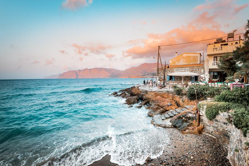 Kreta Sehenswürdigkeiten Mochlos Geheimtipp