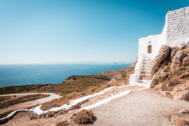 Profits Ilias Patmos Church