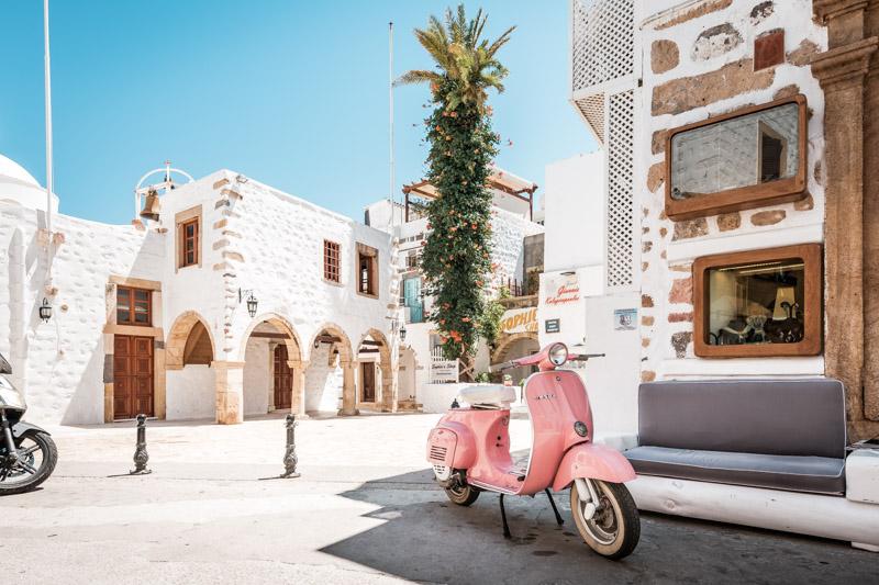 Patmos Urlaub Highlights Tipps