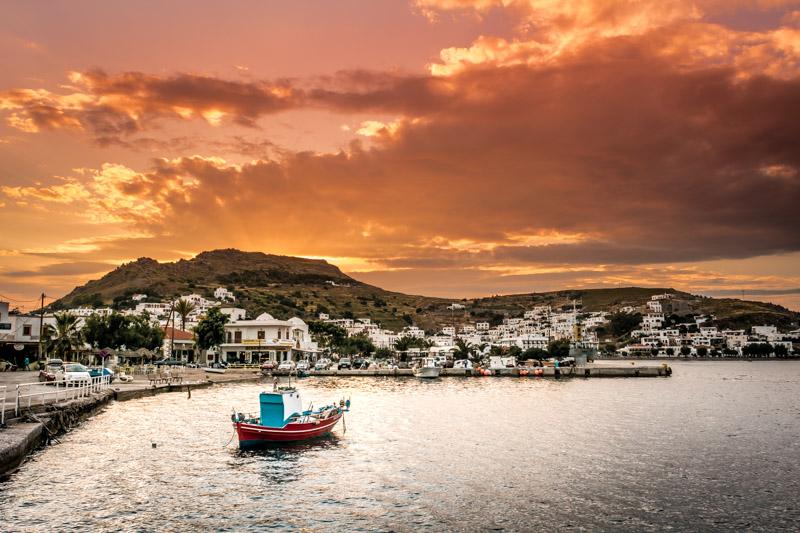 Patmos Skala Sehenswürdigkeiten