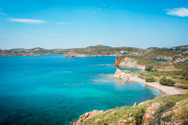 Didimes Bucht Patmos