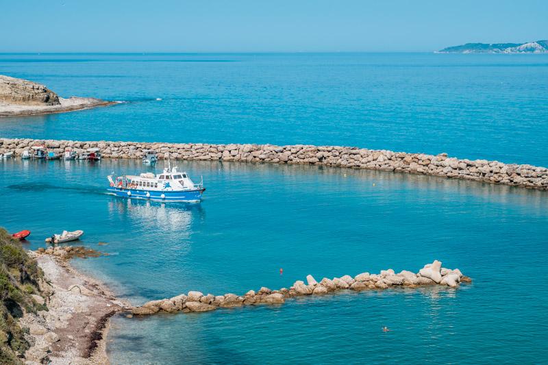Diapontische Inseln Korfu Othoni Pegasus Inselhopping