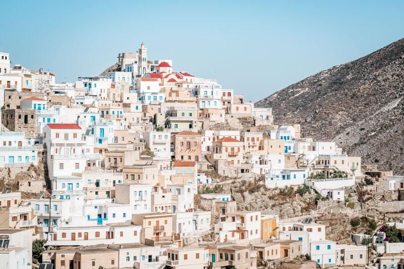 Geheimtipp Griechische Inseln Karpathos Olympos