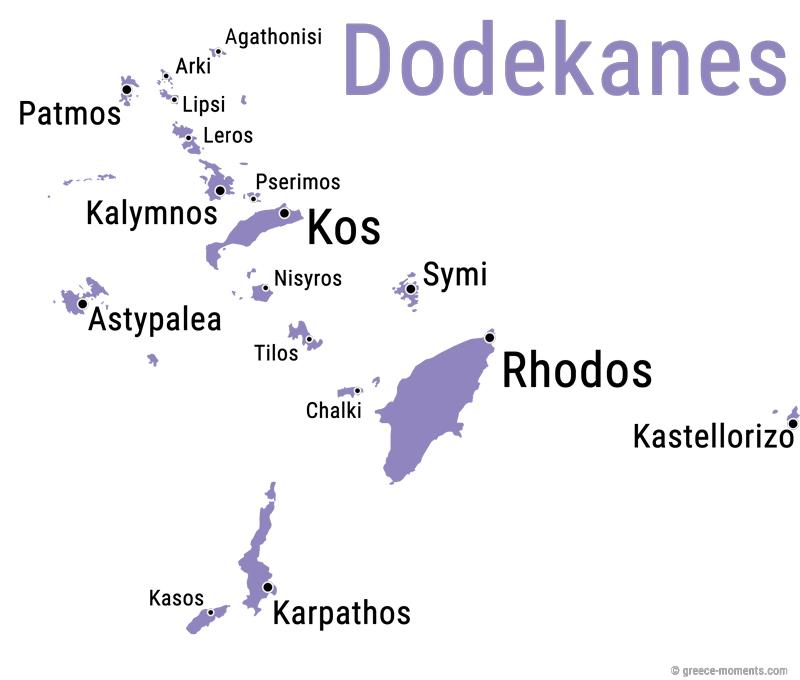 Griechenland Karte Inseln Deutsch.Griechische Inseln Ubersicht Die Schonsten Inselgruppen
