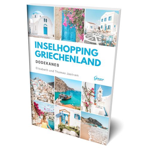 Griechenland Inselhopping Buch EBook Inselhüpfen Reiseführer