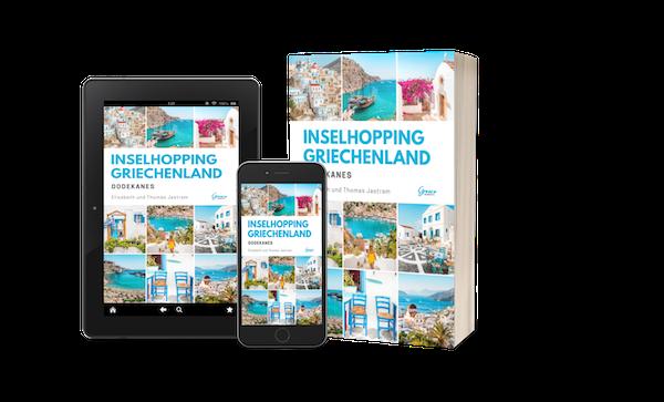 Griechenland Inselhopping Reisefuehrer Dodekanes Inseln Buch