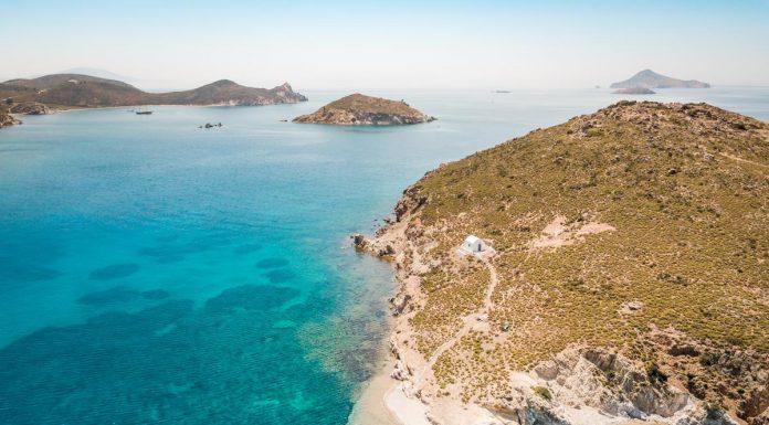 Griechische Inseln Übersicht Karte Beliebte Reiseziele