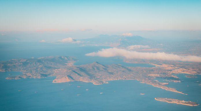 Griechische Inseln Karte Übersicht Tipps