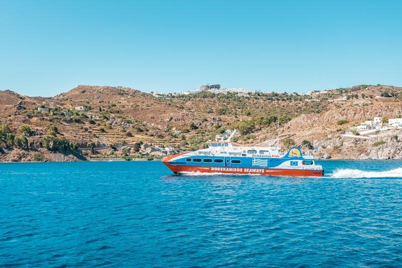 Inselhopping Griechenland Blog Inselhuepfen Dodekanes Patmos