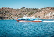Inselhopping Griechenland Karte Route Verbindungen