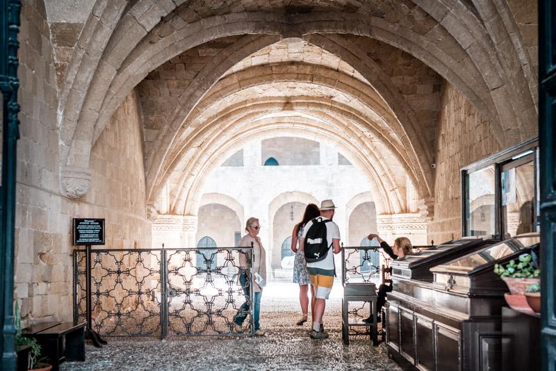 Rhodos-Stadt-Tipps-Archäologisches-Museum