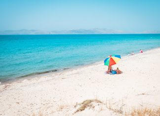 Sommerurlaub Checkliste Europa Griechenland Packliste