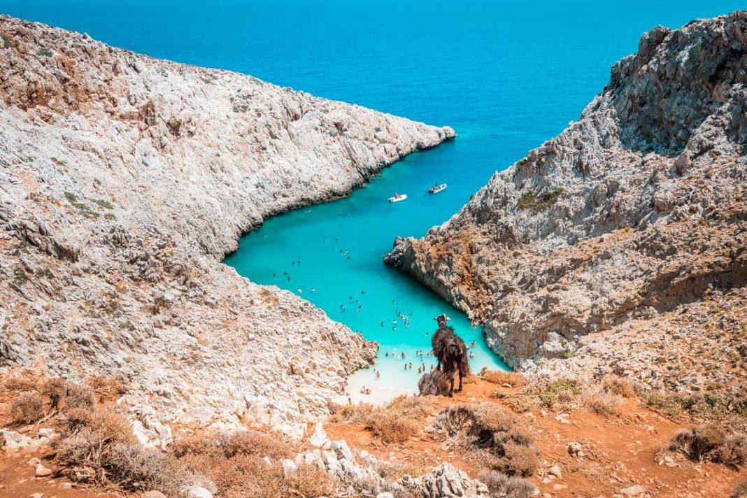 Kreta Highlights Strände Sehenswürdigkeiten Urlaub
