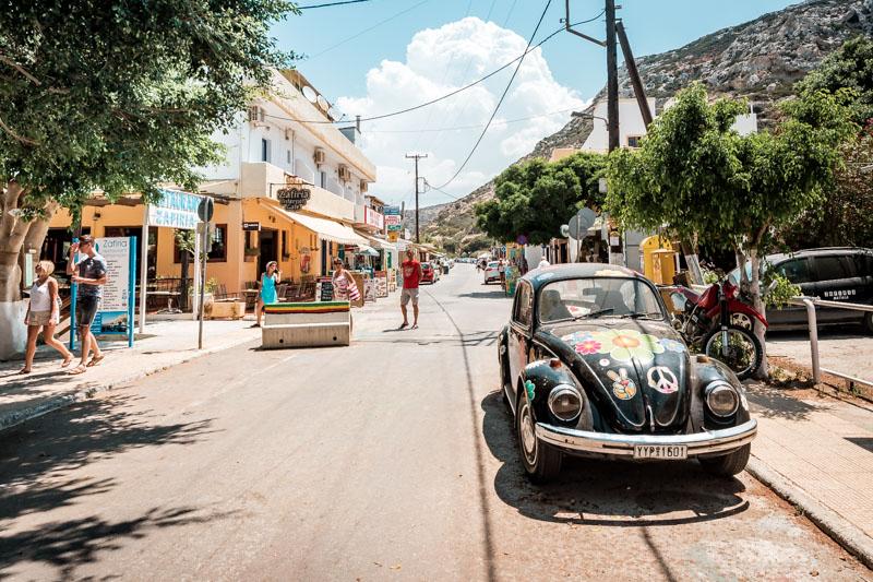 Mietwagen Kreta Urlaub Griechenland