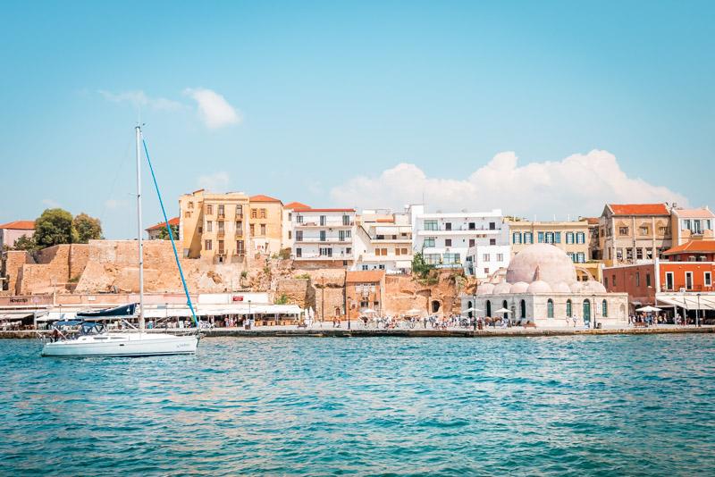 griechenland kreta schönste stadt chania