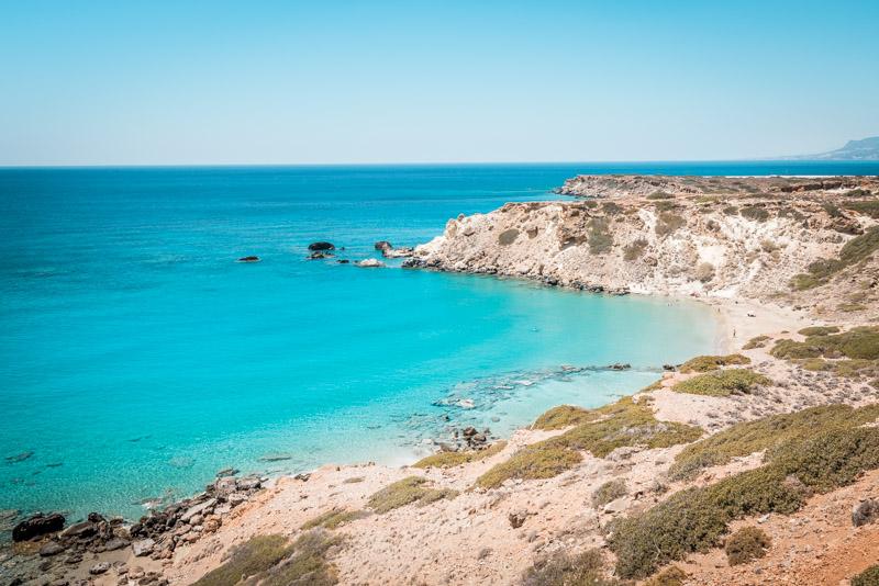 kreta strände ammoudi beach makry gialos