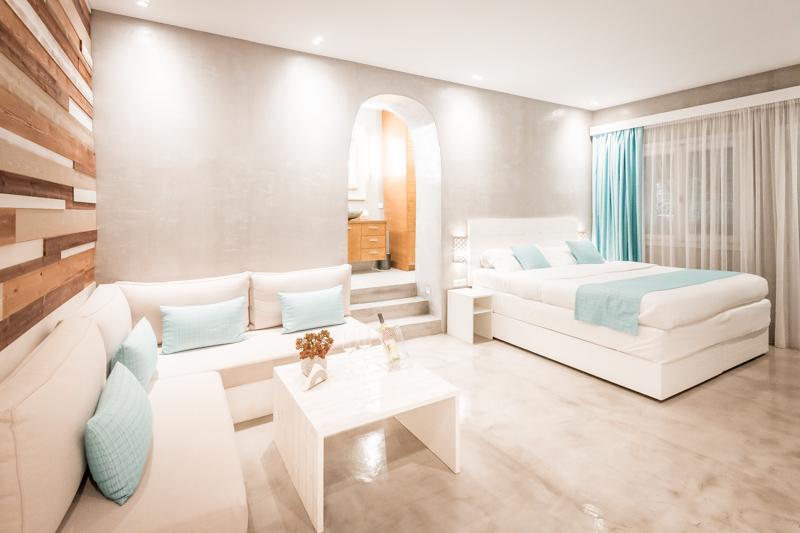 melangel suites mykonos