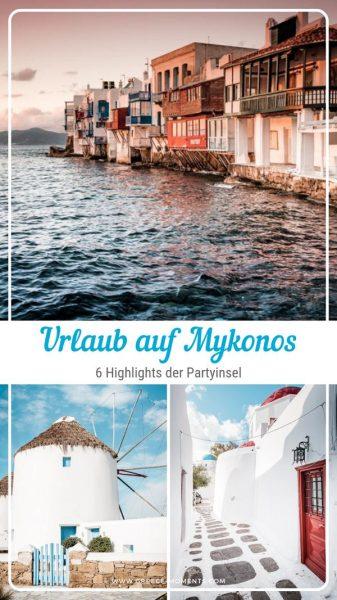 mykonos urlaub little venice highlights