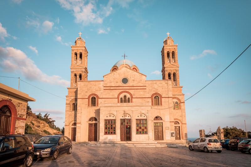 syros ermoupolis orthodoxe kirche