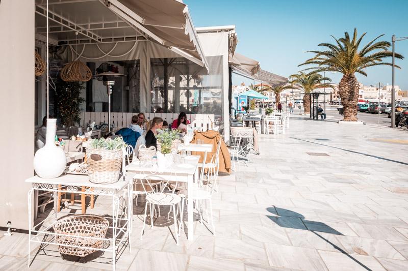 syros restaurants Tsipouradiko Mirsini