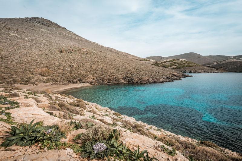 syros strände grammata beach