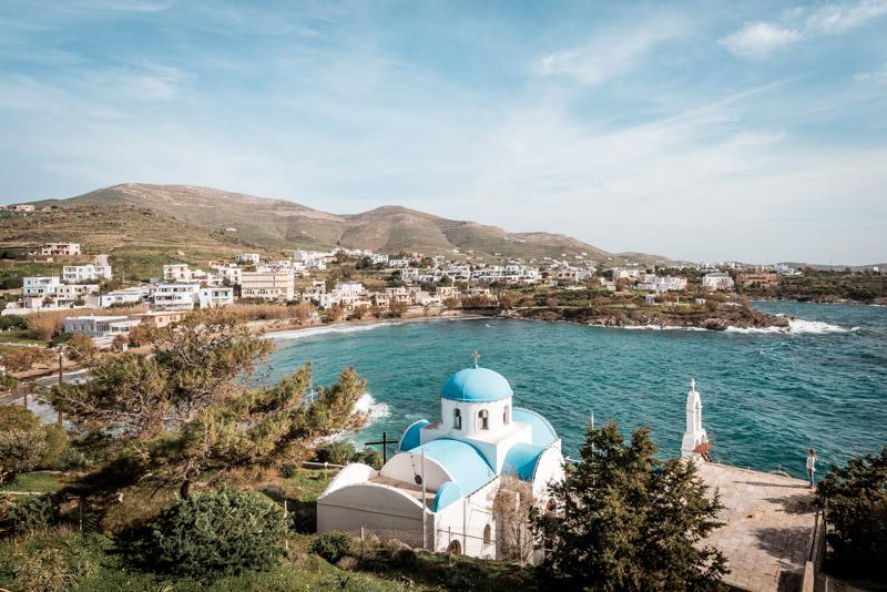 syros strände megas gialos beach