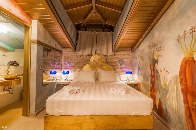 Übernachtung Parga Leda Suites