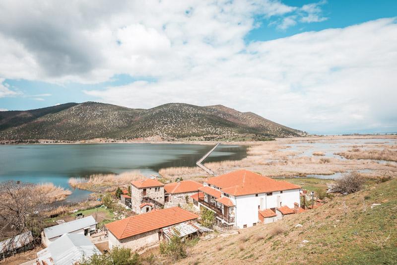 Agios Achillios prespaseen makedonien
