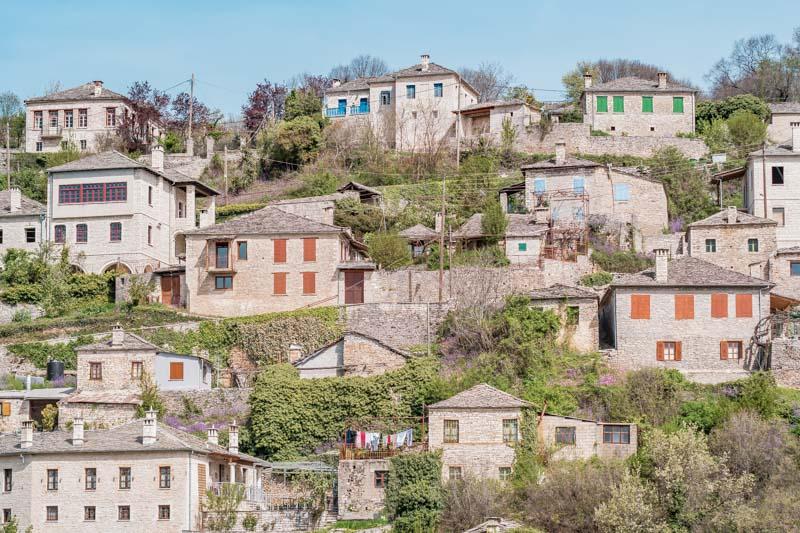Epirus Griechenland Reise Tipps Zagori Doerfer