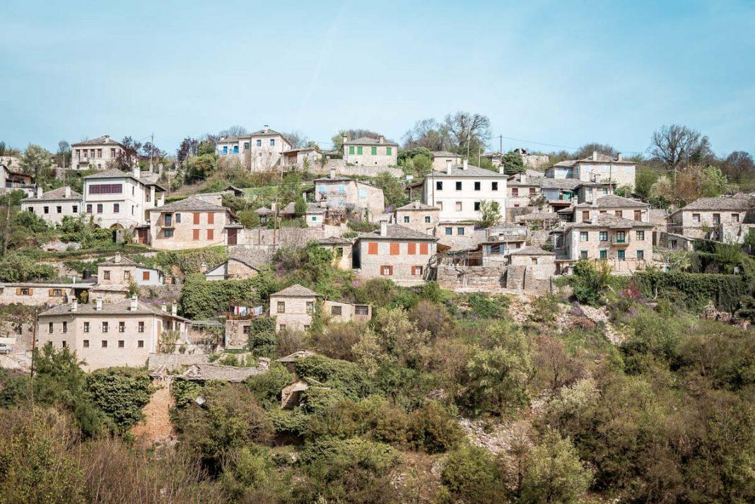 Epirus Rundreise Zagoria Dörfer Griechenland