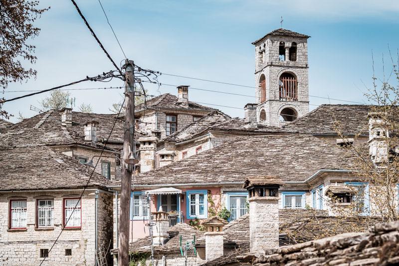 Geheimtipp Griechenland Zagorochoria Bergdorf