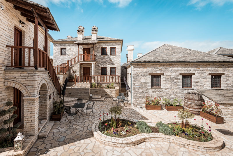 Gioraldi Mountain Resort Epirus Hotels