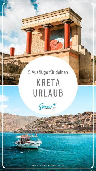 Kreta Ausflüge Touren Urlaub